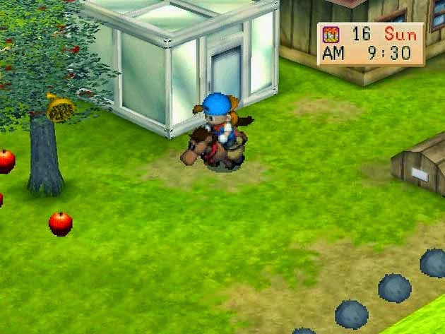 Free Download Harvest Moon Back To Natural For Pc 55