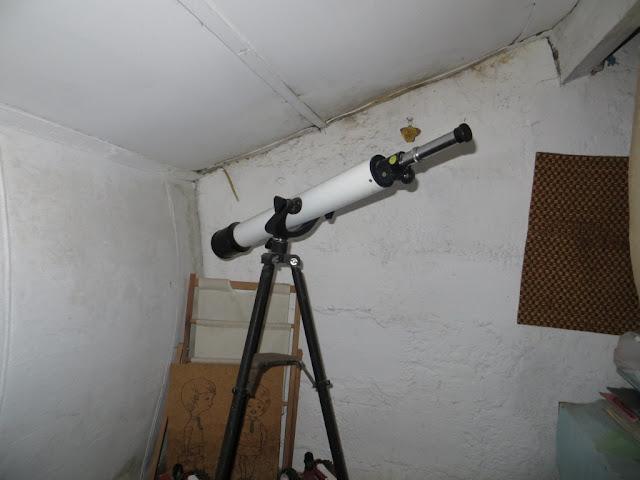 Fotografia de Telescópio para astrónomo amador 100x