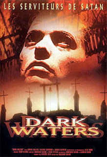 Dark Waters 1993 poster cover Temnye vody