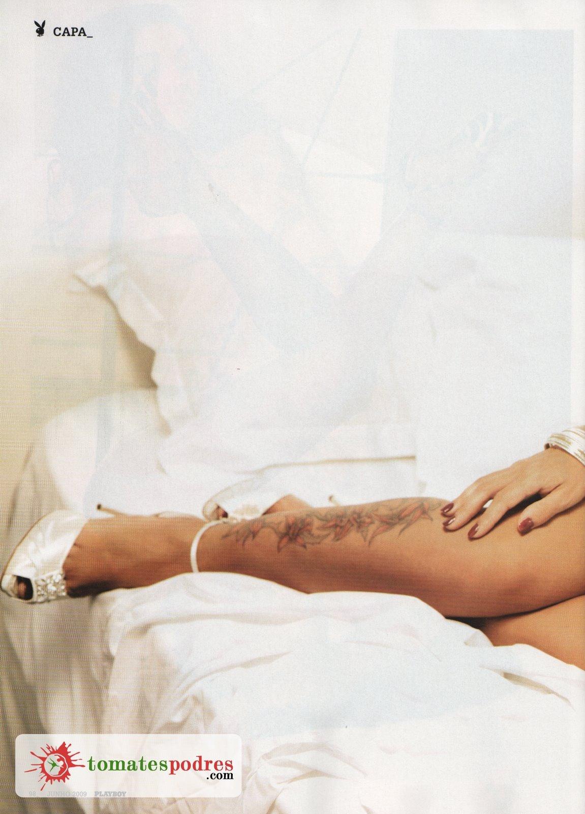 Fotos De Ana Malhoa Nua Na Playboy