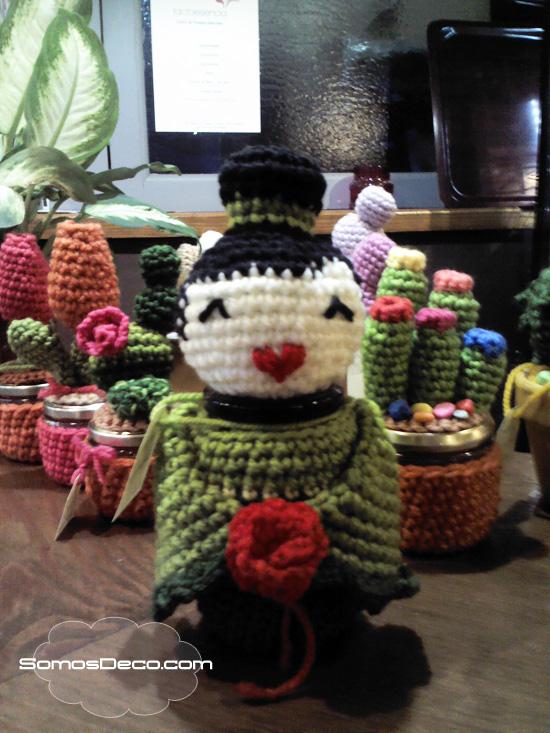 figuras de crochet