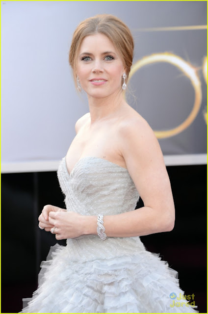 amy adams darren le gallo oscars 2013 red carpet 11 Mega Photo Collection From The Oscars 2013