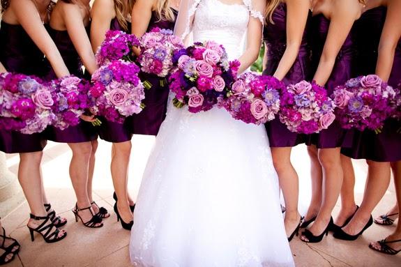 My Favorite Occasions Blog 2014 Top Springsummer Wedding Colors