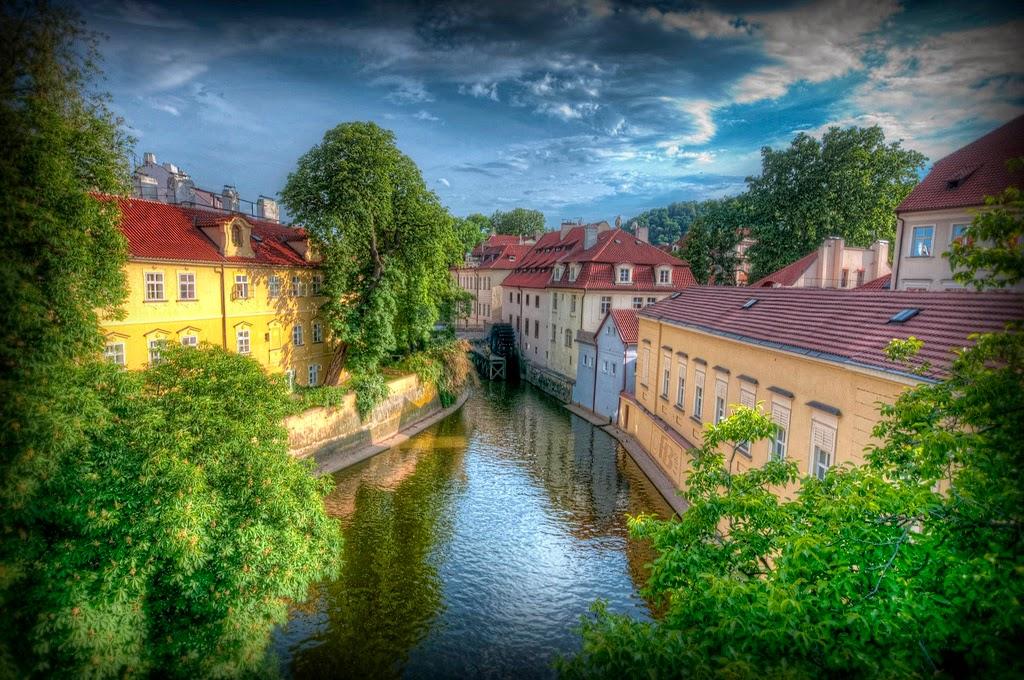 Central Europe Travel Hack