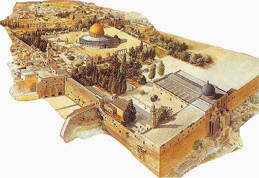 Mosque Aqsa in Urdu Al-aqsa Mosque And Al-sakhrah