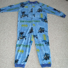 Ken&#39;s Batman Onesie