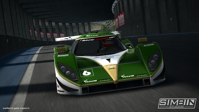 Aquila CR1 Sport para GTR3