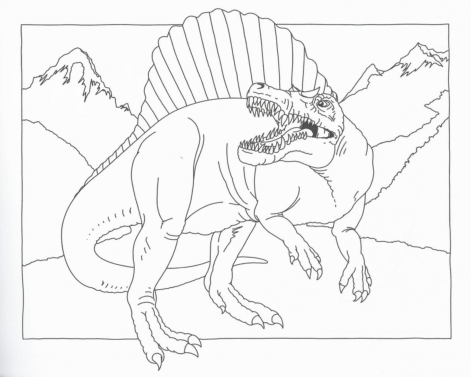 Disegni da colorare disegni da colorare i dinosauri - Immagini dei denti da colorare ...