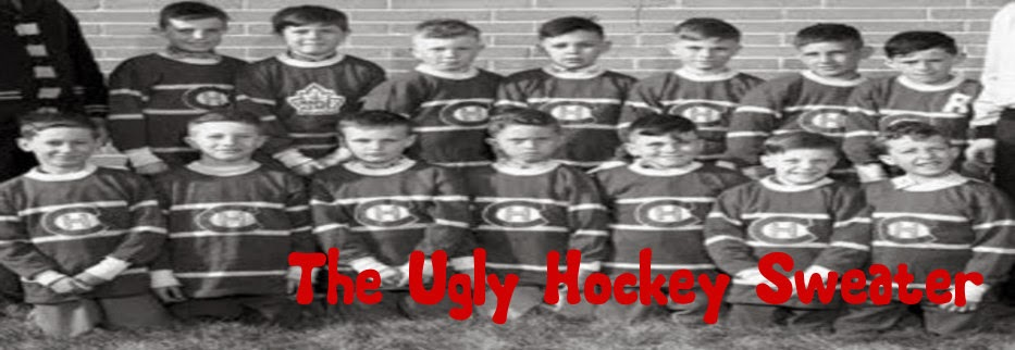The Ugly Hockey Sweater .........................................