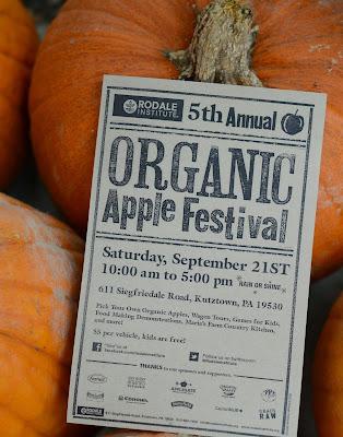 Organic Apple Festival