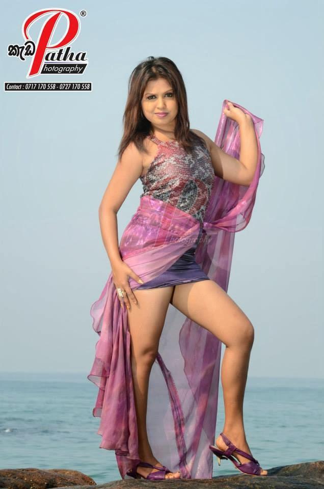 Tharu Arabewaththa short skirt