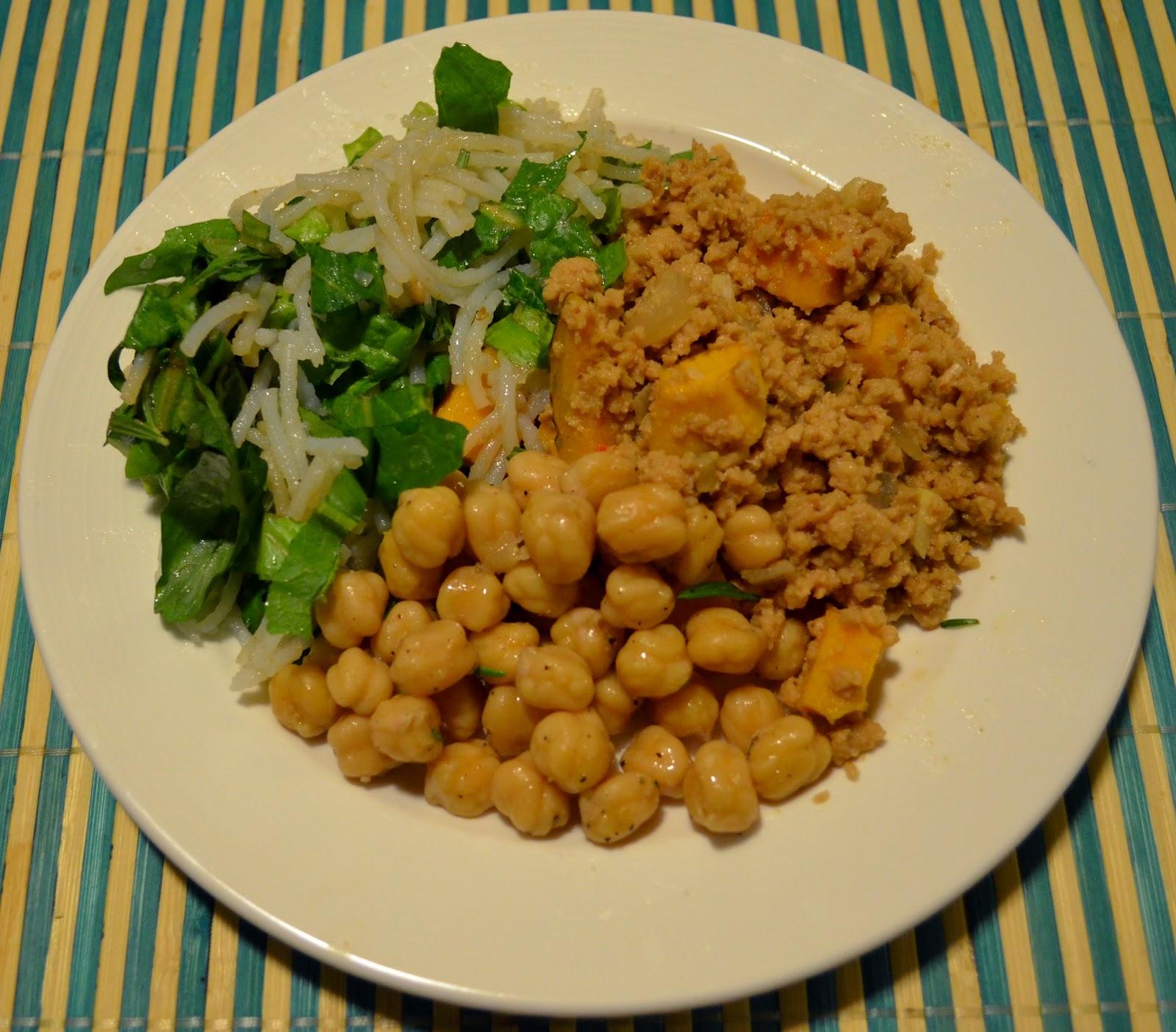 Sabidur a vegetal revuelto de soja texturizada con for Cocinar soja texturizada