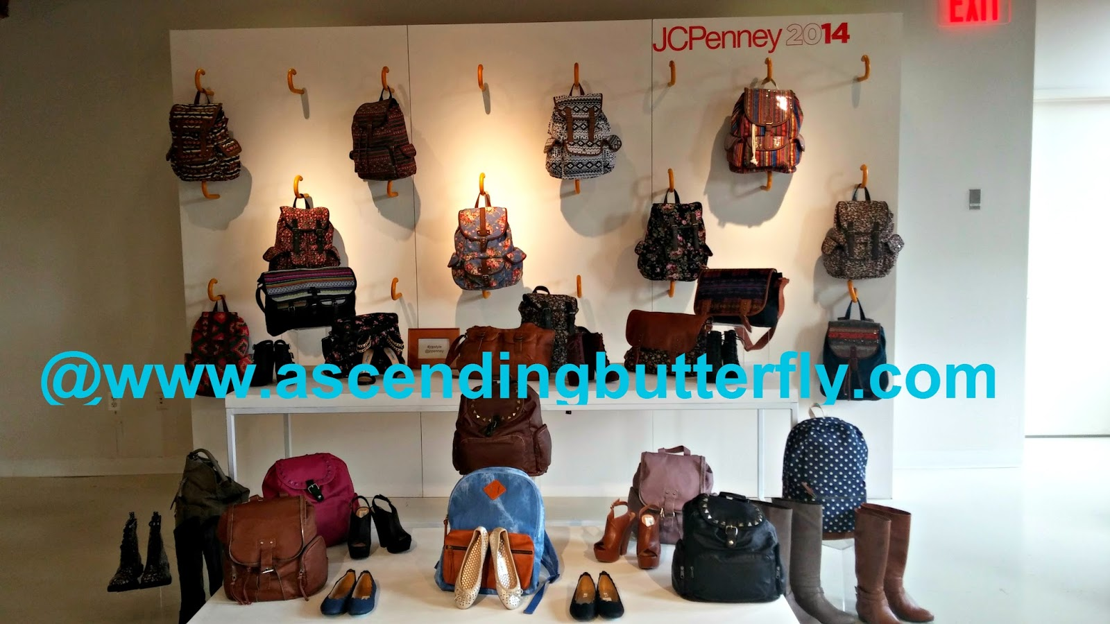 Stylish Backpacks/Book Bags and shoes/boots for Back to School via JCPenney