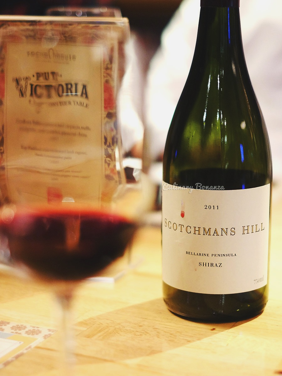Scotchmans Hill Shiraz (www.culinarybonanza.com)