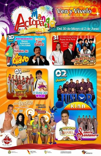programa feria del mango actopan 2013