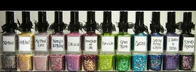 Whimsical Nail Polish