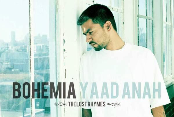 Yaad Anah,Lyrics,Bohemia,Punjabi,Rap