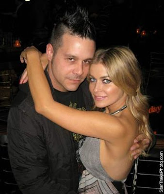 Super Hollywood: Carmen Electra Engaged Her Boyfriend