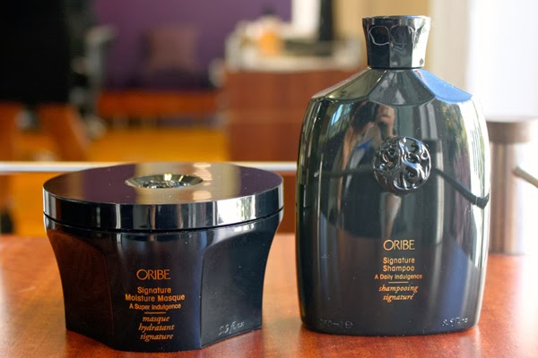 Hair Stylist Recommended: Oribe Signature Shampoo & Oribe Signature Moisture Masque