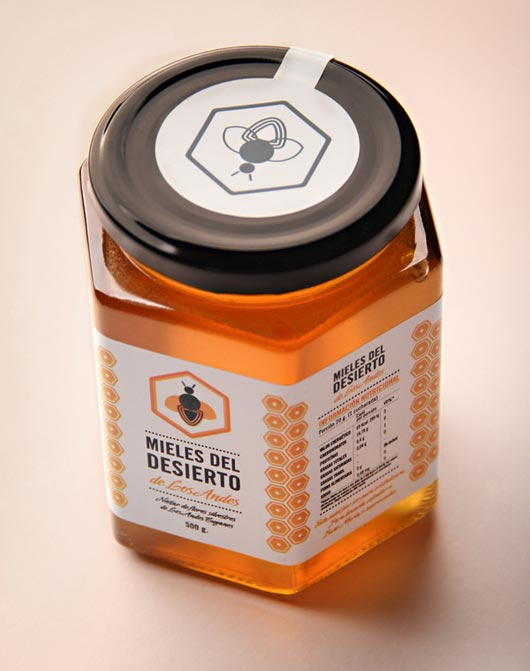 Honey Packaging Design Inspiration