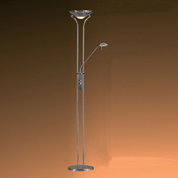 The 6708 Mother and Child Floor Lamp, twin floor light