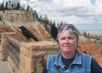 Vik and Ravens - Bryce Canyon - Utah