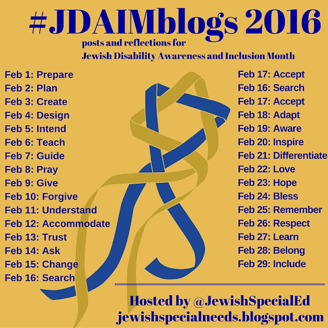 #JDAIMblogs 2016; Removing the Stumbling Block