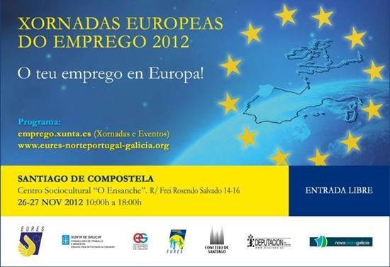 Feira de Emprego na Galiza 2012