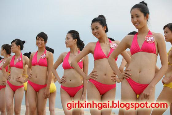 Hoa khôi áo tắm, miss bikini Vietnam, hình ảnh girl xinh bikini 9
