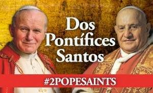 Dos Pontífices Santos