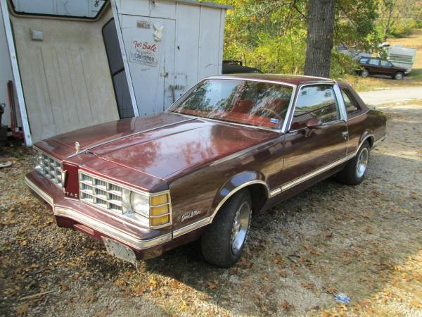 Daily Turismo  Friend Of Seller  1978 Pontiac Grand Lemans