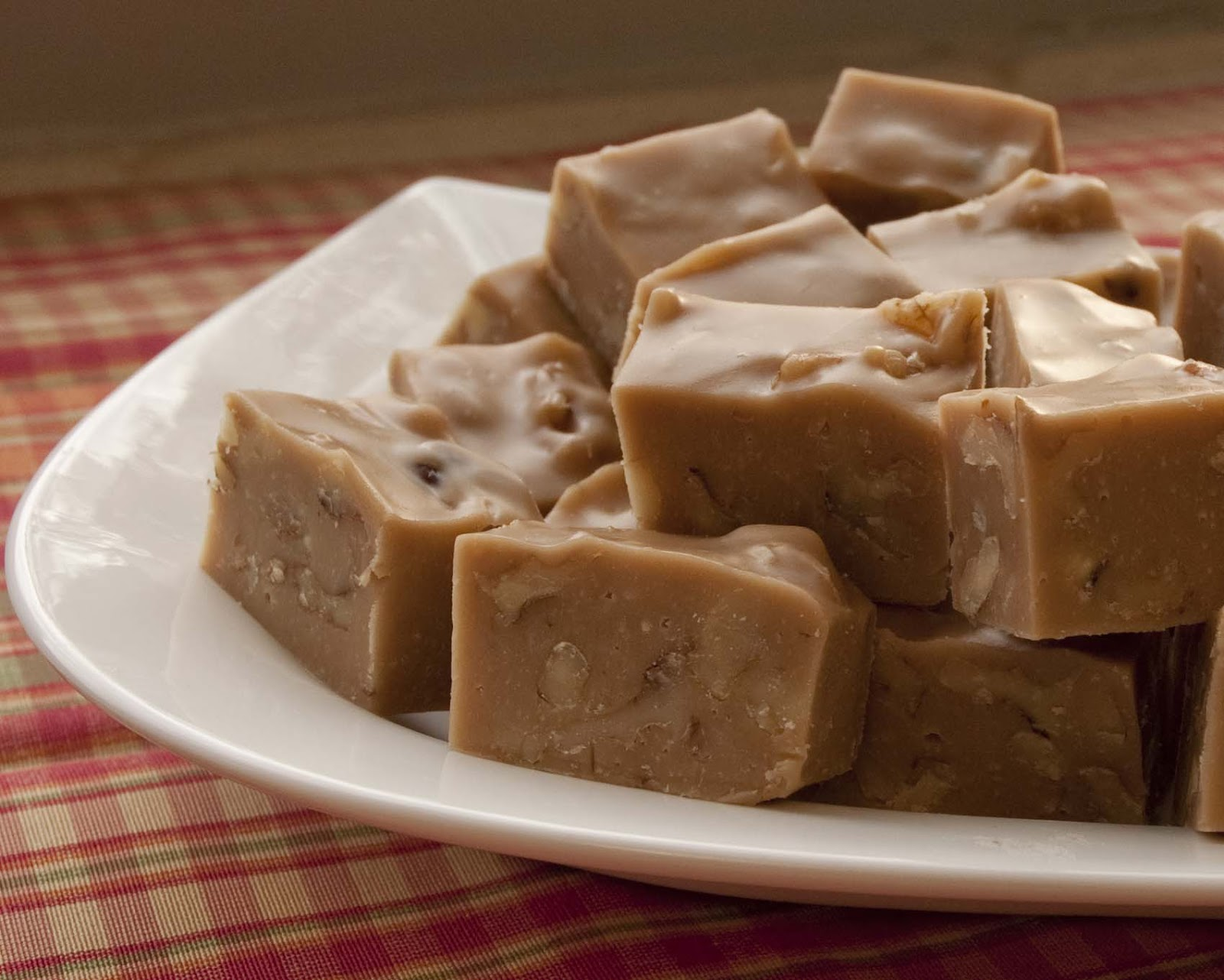 Scrambled Henfruit: Maple Walnut Fudge