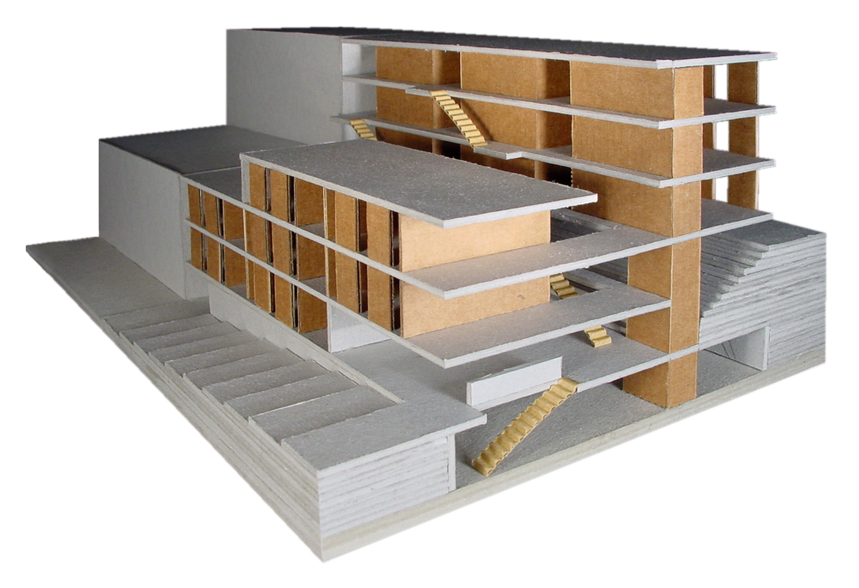 V m arquitectos valencia spain ed 16 viviendas - Arquitectos en jaen ...