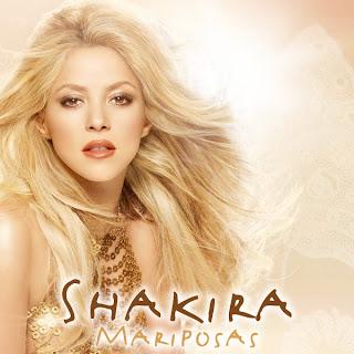 Shakira - Mariposas Lyrics