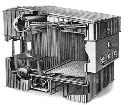 Steam Boiler: Classification Steam Boiler Based on Tube Type