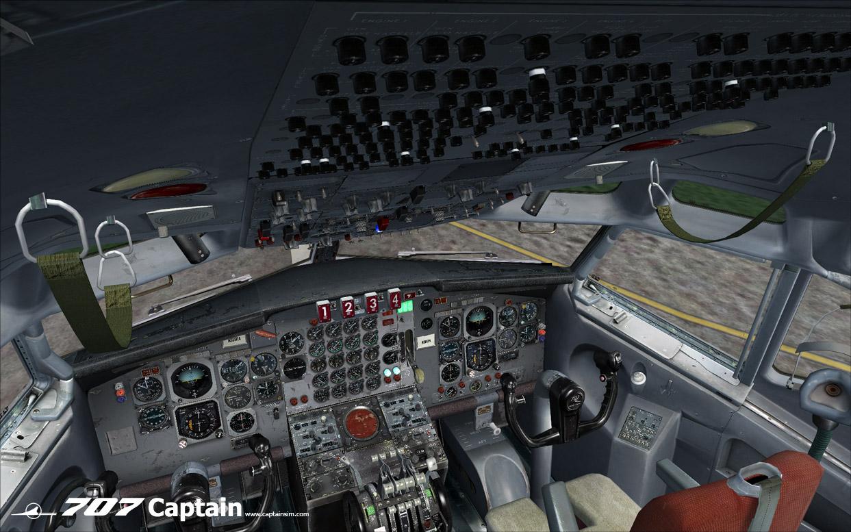 Fsx B707