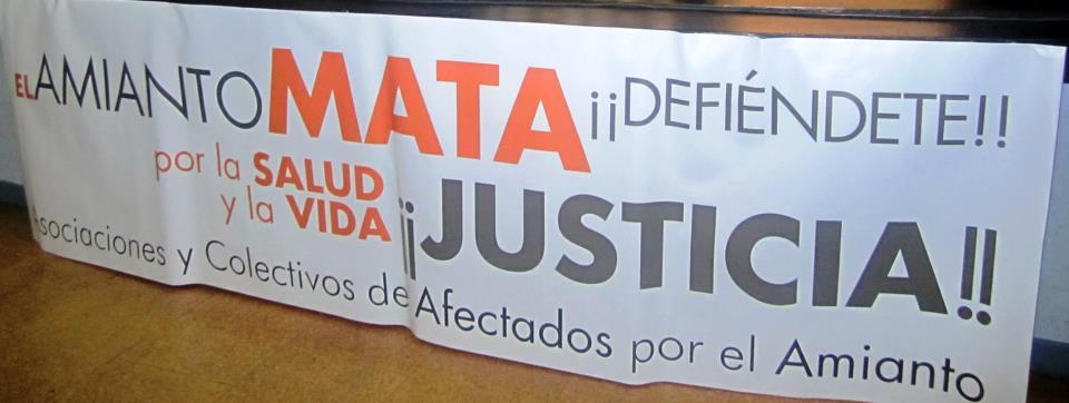 COLECTIVO DE AFECTADOS POR EL AMIANTO DE PUERTO REAL