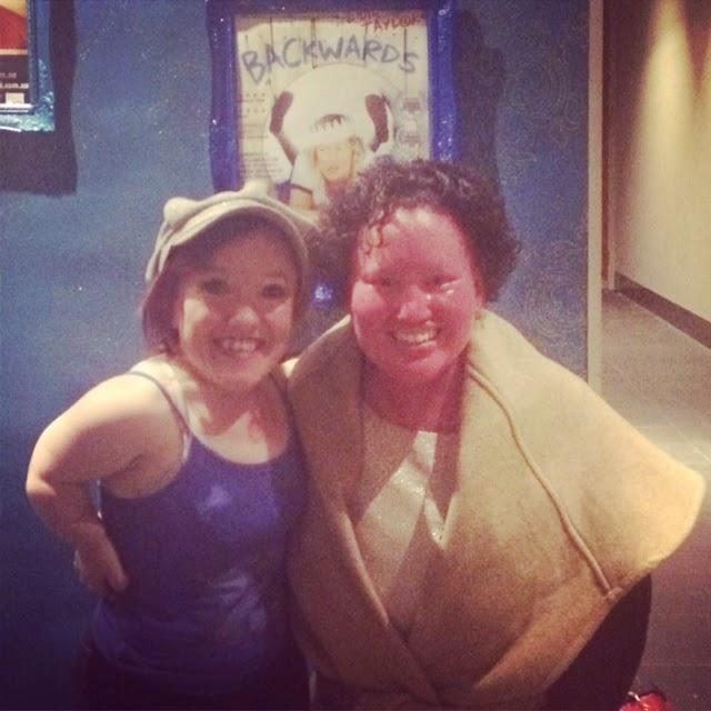 Emma J Hawkins and Carly Findlay - Melbourne International Comedy Festival