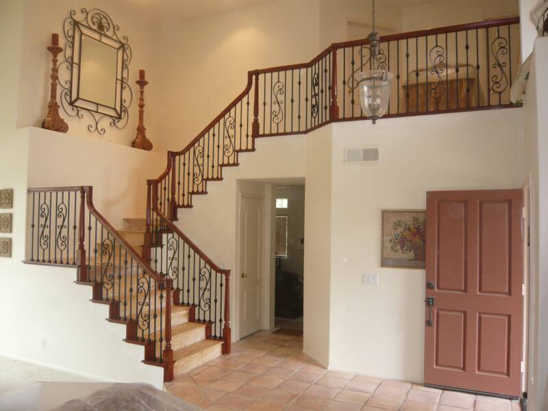Staircase Iron Baluster Designs