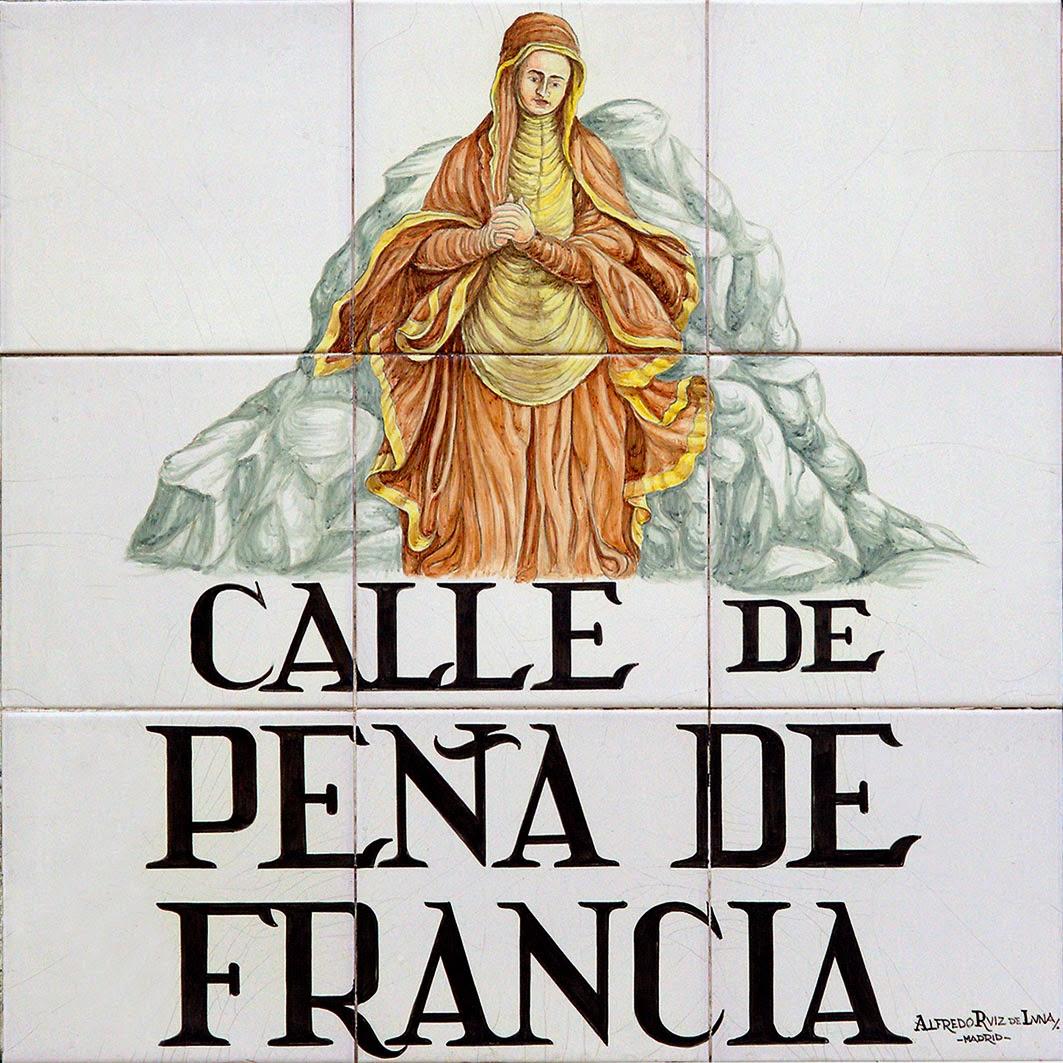 Calle de Peña de Francia