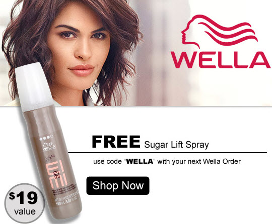 Wella for FREE!