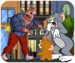 Tom và Jerry ở thành phố bỏ hoang, game hoat hinh