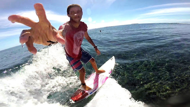 GoPro Filipe Toledo Gabriel Medina - Fiji 06 07 14 - Surf