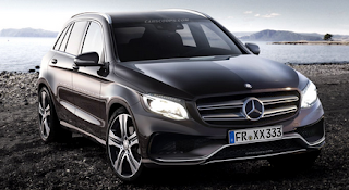 2016 Mercedes GLC Compact SUV