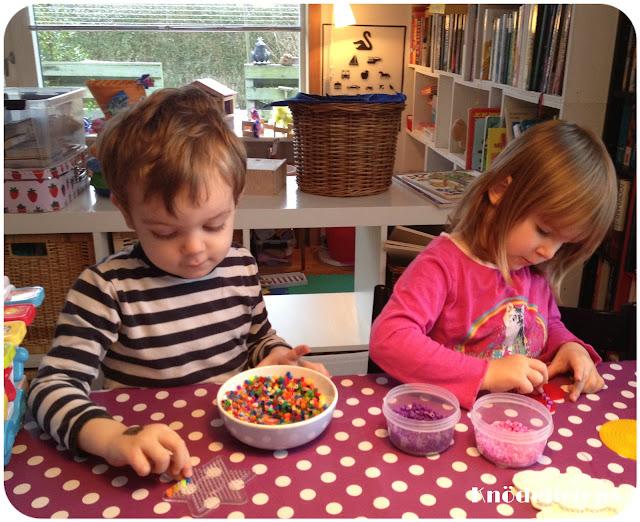 Labre Liva og lækkert lånebarn. Knödelicious. www.knodelicious.blogspot.dk