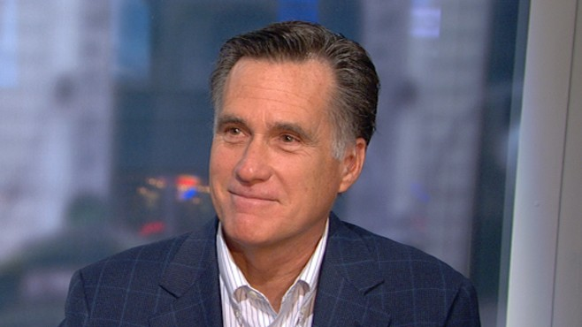 My case for mitt romney a silver spoon in the mouth