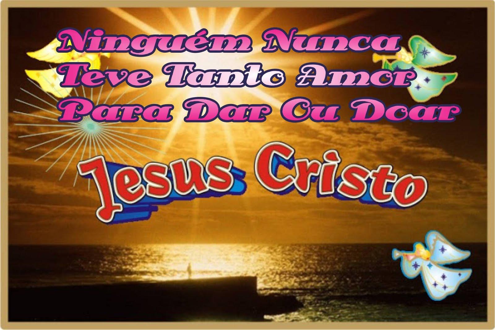 Cristo O Maior Amor do Universo