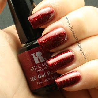 RCM Drapes in Rubies Swatch