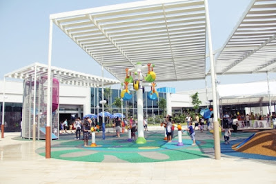 Trung tâm mua sắm quốc tế có mặt tại Sài Gòn Việt Nam