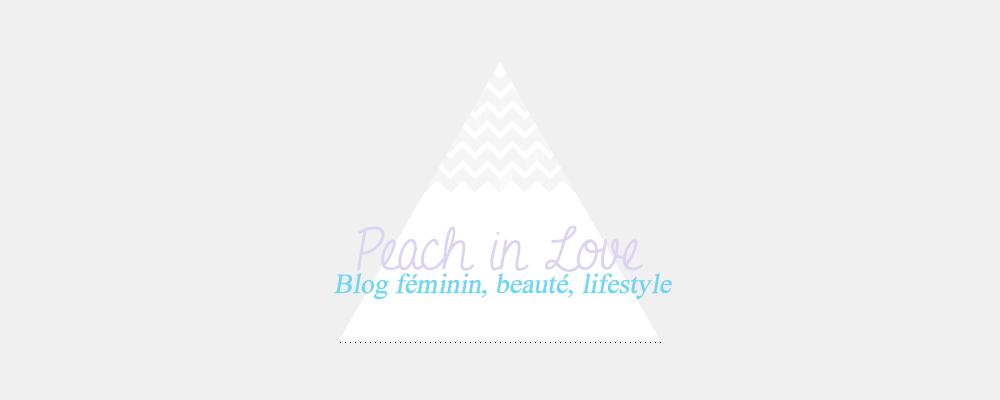 Blog Beauté, Lifestyle, Humeur - Bruxelles & Côte d'Azur - Peach In Love.